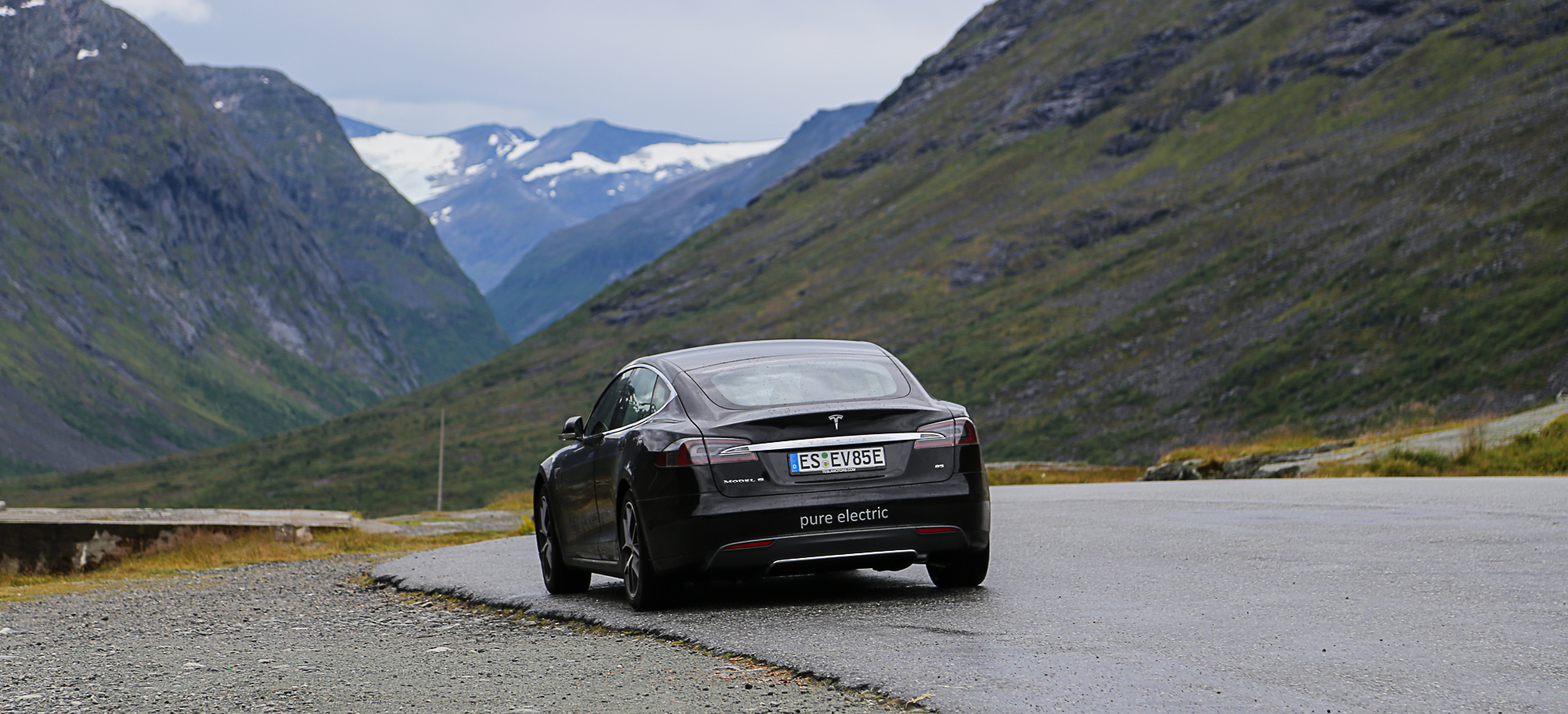 tesla norwegen